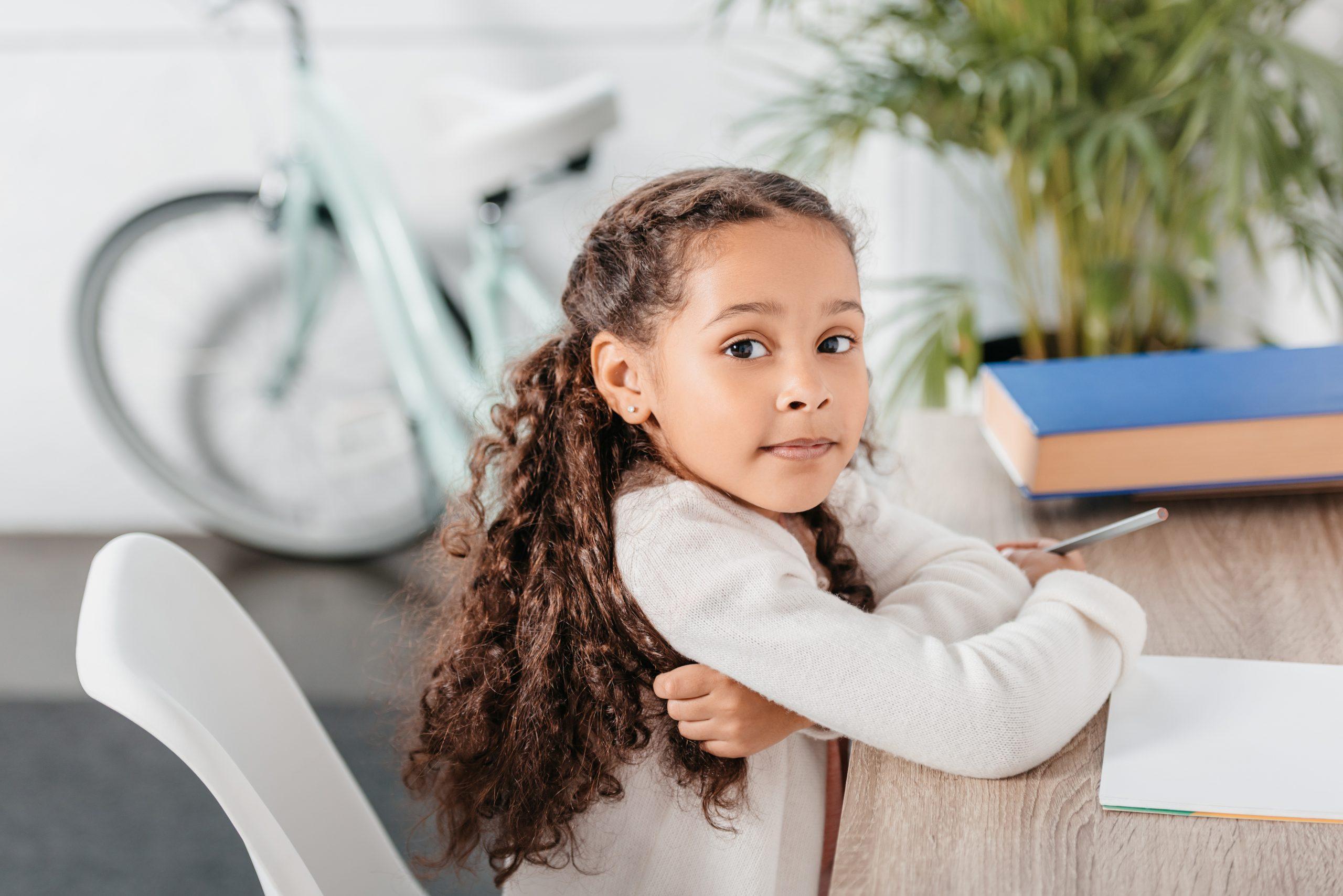 penteados infantis scaled - Chega de choro: como pentear o cabelo infantil sem sofrimento